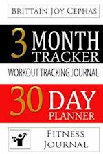 Fitness Workout Tracking Journal
