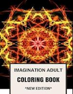 Imagination Adult Coloring Book