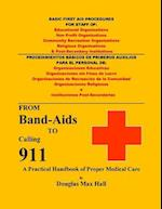 Basic First Aid Procedures for Staff of Non Profit Organizations