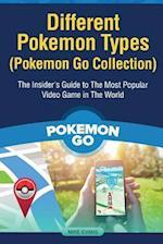 Different Pokemon Types (Pokemon Go Collection)