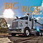 Big Rigs Calendar 2017