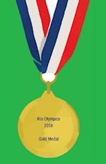 Rio Olympics 2016 Gold Medal