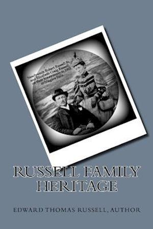 Bog, paperback Russell Family Heritage af Edward Thomas Russell