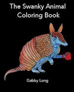 The Swanky Animal Coloring Book