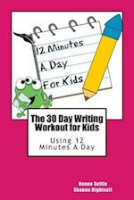 The 30 Day Writing Workout for Kids - Pink Version