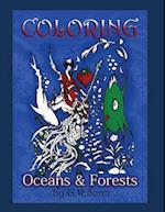 Coloring Oceans & Forests