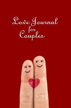 Bog, paperback Love Journal for Couples af Journal Jungle Publishing