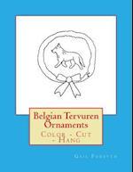 Belgian Tervuren Ornaments