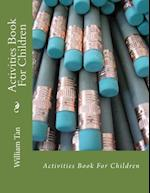 Activities Book for Children