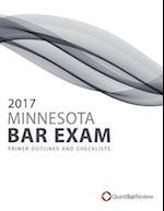 2017 Minnesota Bar Exam Primer Outlines and Checklists