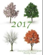 2017 Circle of Seasons Personal Growth Monthly Planner