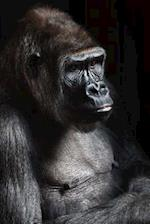 Gorilla Portrait Animal Journal af Cs Creation