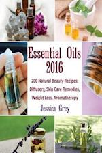 Essential Oils 2016