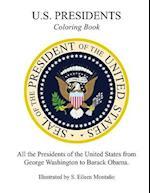 U.S. Presidents Coloring Book