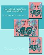 Coloring Therapy for the Soul