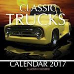 Classic Trucks Calendar 2017