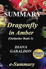 Summary - Dragonfly in Amber af E- Summary