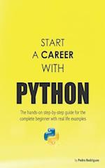 Start a Career with Python