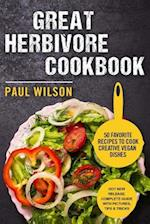 Great Herbivore Cookbook