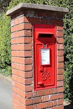 Red Post Box and Bricks Journal