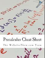 Precalculus Cheat Sheet