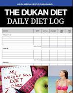 The Dukan Diet Daily Diet Log