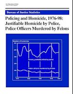 Policing and Homicide, 1976-98
