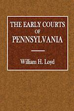 The Early Courts of Pennsylvania