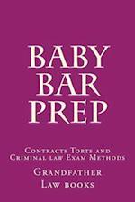 Baby Bar Prep