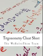 Trigonometry Cheat Sheet
