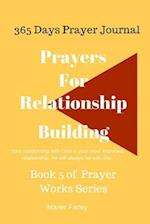 Prayers for Relationship Building