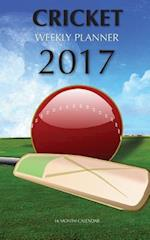 Cricket Weekly Planner 2017