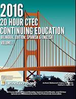2016 20 Hour Ctec Continuing Education
