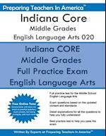 Indiana Core Middle Grades English Language Arts 020