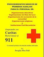 Basicos de Primeros Auxilios Para El Personal de