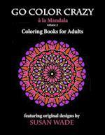 Go Color Crazy a la Mandala