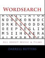 Wordsearch All about Music & Films