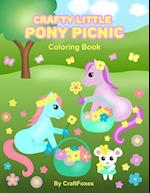 Crafty Little Pony Picnic