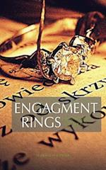 Engagement Rings Pocket Monthly Planner 2017