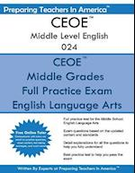 Ceoe Middle Level English 024