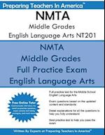 Nmta Middle Grades English Language Arts Nt201