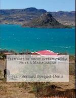 Elements de Droit International Prive a Madagascar