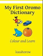 My First Oromo Dictionary