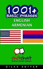 1001+ Basic Phrases English - Armenian