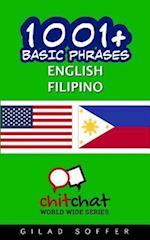 1001+ Basic Phrases English - Filipino