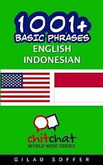 1001+ Basic Phrases English - Indonesian