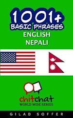 1001+ Basic Phrases English - Nepali