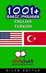 1001+ Basic Phrases English - Turkish