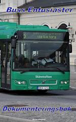 Buss Entusiaster Dokumenteringsbok
