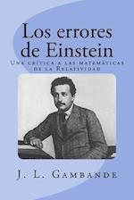 Los Errores de Einstein